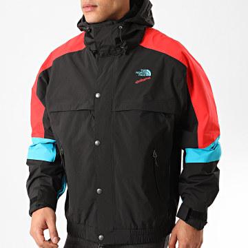 Veste Zippée Capuche Tricolore 90 Xtreme AGRC Noir