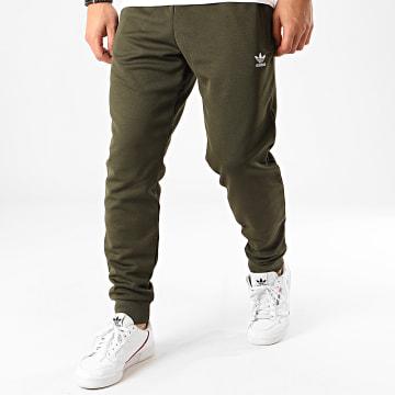 Pantalon Jogging Essential GE5137 Vert Kaki