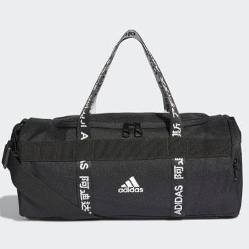Adidas Performance - Sac De Sport 4ATHLTS Duffel FJ4455 Noir