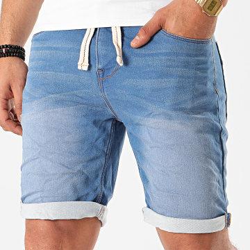 Classic Series - Short Jean M141 Bleu Denim