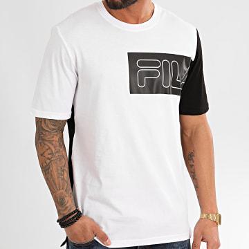 Tee Shirt Lazar 683089 Blanc Noir