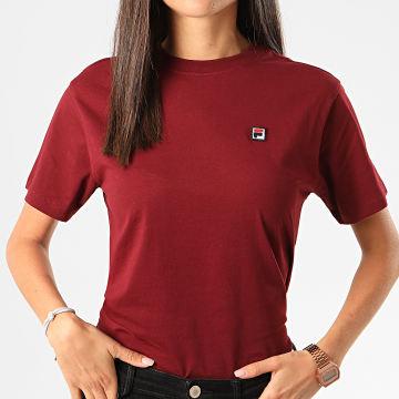 Fila - Tee Shirt Femme Nova 682319 Bordeaux