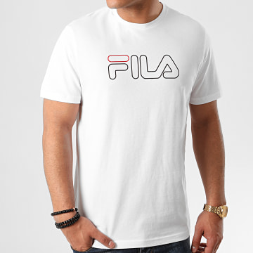 Fila - Tee Shirt Paul 687137 Blanc