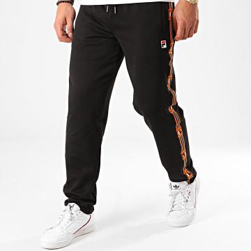 Fila - Pantalon Jogging A Bandes Haben 687638 Noir