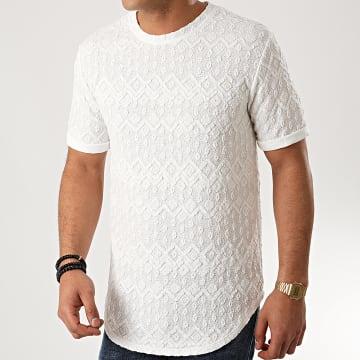 Tee Shirt Oversize 13813H15 Blanc