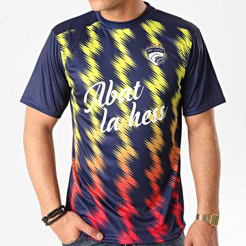 OhMonDieuSalva - Tee Shirt Thunder Bleu Marine