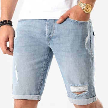 Tiffosi - Short Jean Slim Moloko Bleu Wash