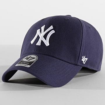 Casquette MVP Adjustable MVPSP17WBP New York Yankees Bleu Marine