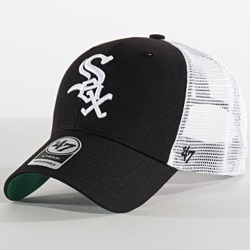 Casquette Trucker MVP Adjustable BRANS06CTP Chicago White Sox Noir