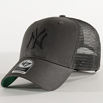 '47 Brand - Casquette Trucker MVP Adjustable BRANS17CTP New York Yankees Vert Kaki