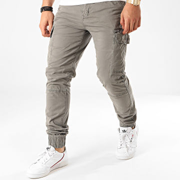 Blend - Jogger Pant 20710465 Gris Anthracite