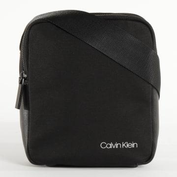 Calvin Klein - Sacoche United Nylon 2G Mini Reporter 5384 Noir