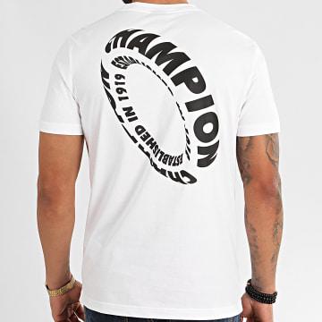 Tee Shirt 214228 Blanc