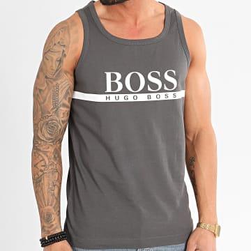 Hugo Boss - Débardeur Beach 50426332 Gris Anthracite