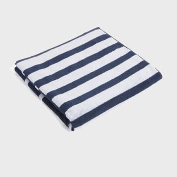 Hugo Boss - Serviette De Plage Beach Towel Blanc