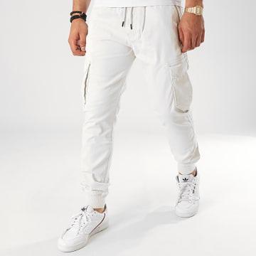 Reell Jeans - Jogger Pant Reflex Rib Ecru