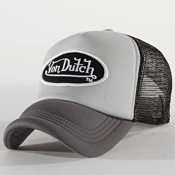 Von Dutch - Casquette Trucker Foam Gris