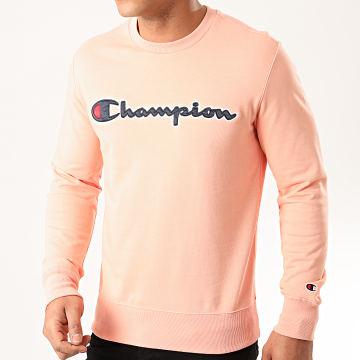 Champion - Sweat Crewneck 214188 Rose
