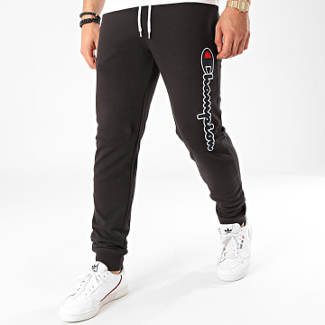 Champion - Pantalon Jogging 214190 Noir