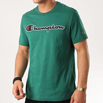 Tee Shirt 214194 Vert