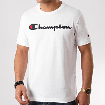 Tee Shirt 214194 Blanc