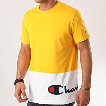Tee Shirt 214208 Jaune