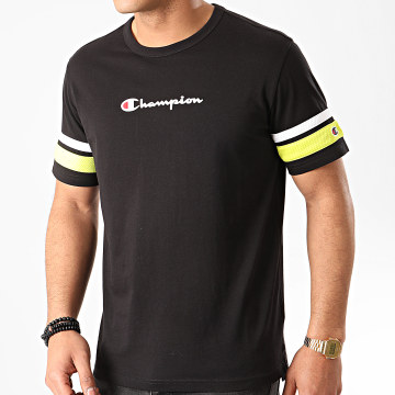 Champion - Tee Shirt 214267 Noir