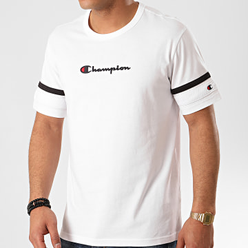 Champion - Tee Shirt 214267 Blanc