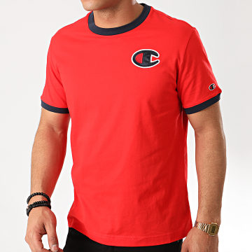 Champion - Tee Shirt 214681 Rouge
