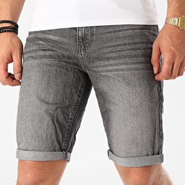 Tom Tailor - Short Jean 1016269-XX-10 Gris