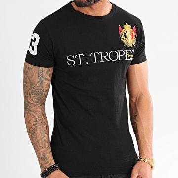 Geographical Norway - Tee Shirt Jotignac Noir