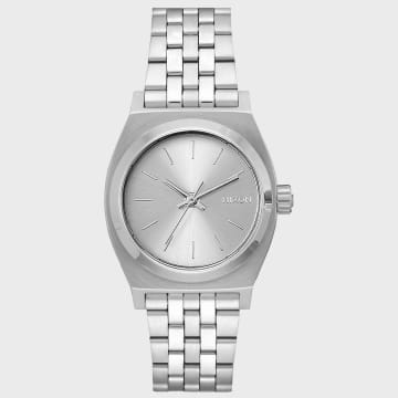 Nixon - Montre Medium Time Teller A1130-1920 All Silver