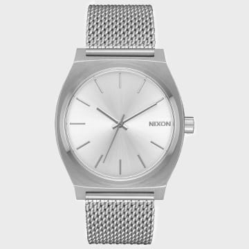 Nixon - Montre Femme Time Teller Milanese A1187-1920 All Silver