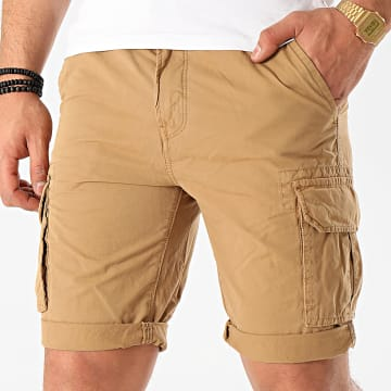 Teddy Smith - Short Cargo Shurley Marron Clair