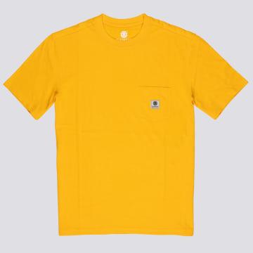 Element - Tee Shirt Poche Basic Pocket Label