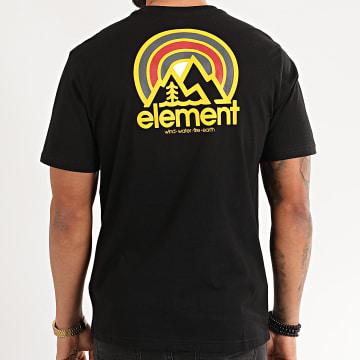 Element - Tee Shirt Sonata Noir
