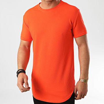 Frilivin - Tee Shirt Oversize 5423 Orange