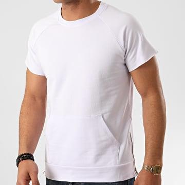 Frilivin - Tee Shirt 7174 Blanc