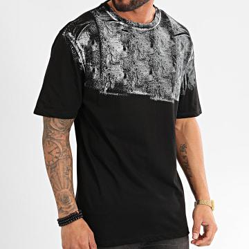 Frilivin - Tee Shirt Oversize 5396 Noir