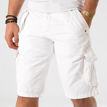 Geographical Norway - Short Cargo Pouvoir Blanc
