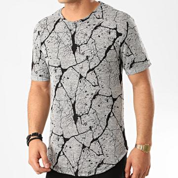 Frilivin - Tee Shirt Oversize 13813H20 Gris