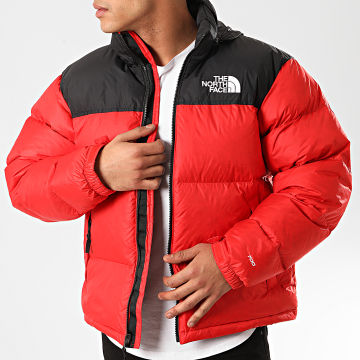 The North Face - Doudoune 1996 Retro Nuptse Rouge