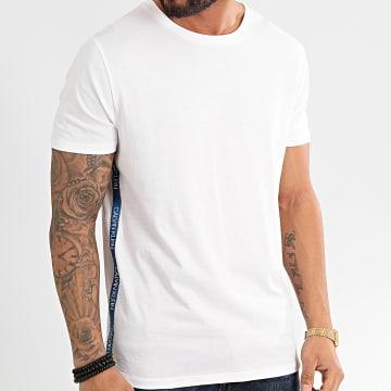 Calvin Klein - Tee Shirt A Bandes Relaxed 0464 Blanc