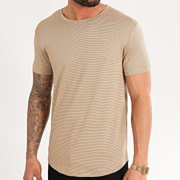 Classic Series - Tee Shirt Oversize 2027 Beige