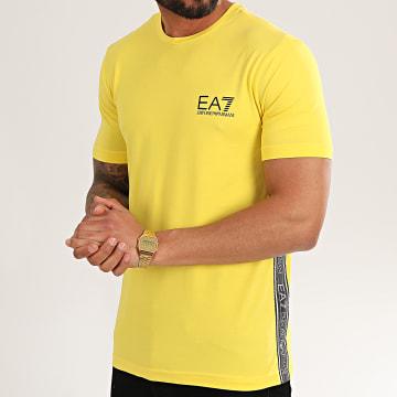 EA7 - Tee Shirt 3HPT07-PJ03Z Jaune