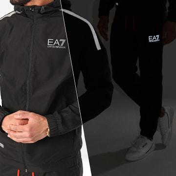 EA7 - Ensemble De Survêtement Réfléchissant 3HPV08-PNP6Z Noir