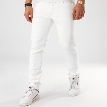 G-Star - Jean Slim 3301 51001-B637 Blanc