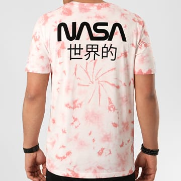 NASA - Tee Shirt Japan Back Tye Die Rose