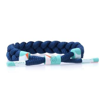 Rastaclat - Bracelet Hover Bleu Marine Vert