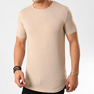 Ikao - Tee Shirt Oversize F817 Beige